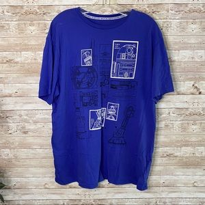 Star Wars R2-D2 Graphic Tee